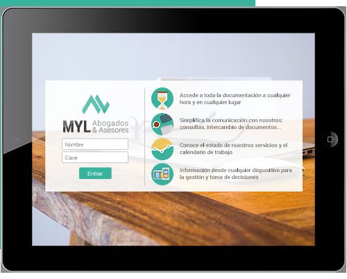 App Emprendedores MYL