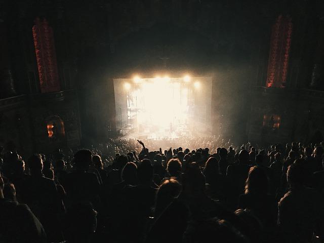 IVA de los espectáculos en directo y facturación de conciertos